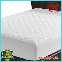16Inch Memory Foam Topper Mattress Cover Queen Size Bed Pad
