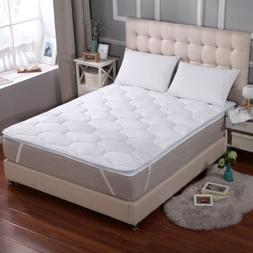 Cheer Collection 3D Air Mattress Topper | Full Size Breathab