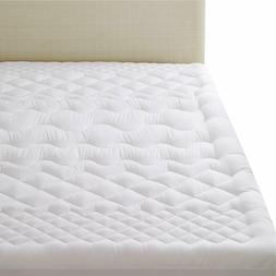 Bedsure 7Zone Back Relief Mattress Topper Overfilled Quilted