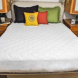 AB Lifestyles Airstream 34x78 R&L Twin Quilted Mattress Pad