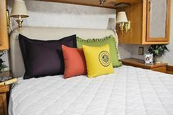 AB Lifestyles Winnebago View with Curve Mattress Pad Diamond Quilted