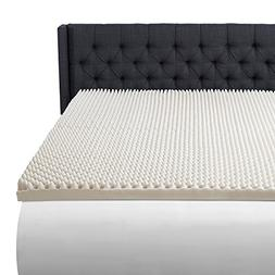 "Beautyrest 3"" Convoluted Foam Mattress Topper, Queen"