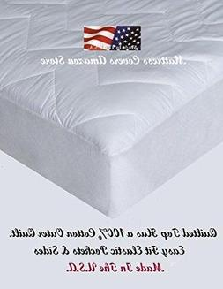 Twin XL Mattress Pad Cover