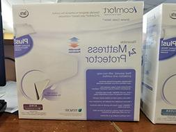 Icomfort Reversible 2-in-1 Mattress Protector with Pillow Pr