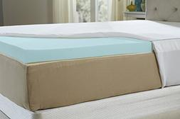 Natures Sleep Thick AirCool IQ Full Size 3 Inch Thick 3.25lb