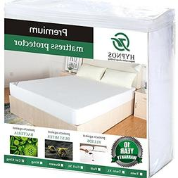 HYPNOS California King Size Mattress Pad Protector - Premium