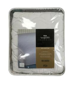 Beautyrest Classic 425T Mattress Pad, 100% Cotton