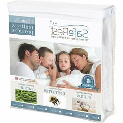 Classic Plus Hypoallergenic 100% Waterproof Mattress Protect