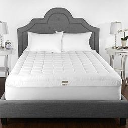 Cuddlebed Luxury 2.5-inch 400 Thread Count Cotton Mattress T