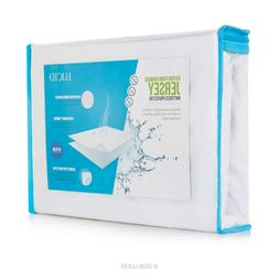 Deep Pocket Mattress Protector Dust Mite Water Proof Pad Bam