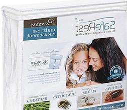 Dorm Room Certified Bed Bug Proof Mattress Cover Twin Xl + B