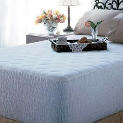 "EXCEPTIONALE 400 THREAD COTTON MATTRESS PAD ""SIMPLY THE BEST"