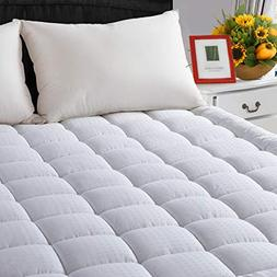 LEISURE TOWN Twin Cooling Mattress Pad Cover-Fitted Quilted