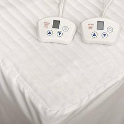 Electrowarmth Heated Dual-control Olympic Queen-size Electri