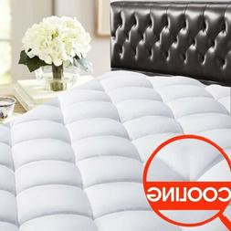 Hot Sell Extra Thick Full size Mattress Topper Cooling Mattr