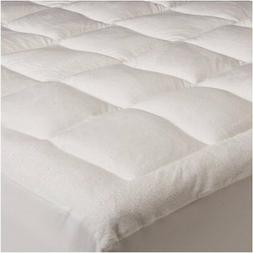 hypoallergenic overfilled microplush mattress topper