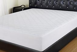Allrange Hypoallergenic Quilted Fitted Cotton Rich Mattress