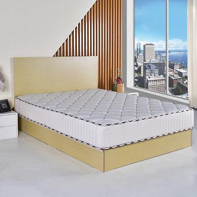 10 Inch Full Size Memory Foam Mattress Pad Sleepover Living Room Bed Topper