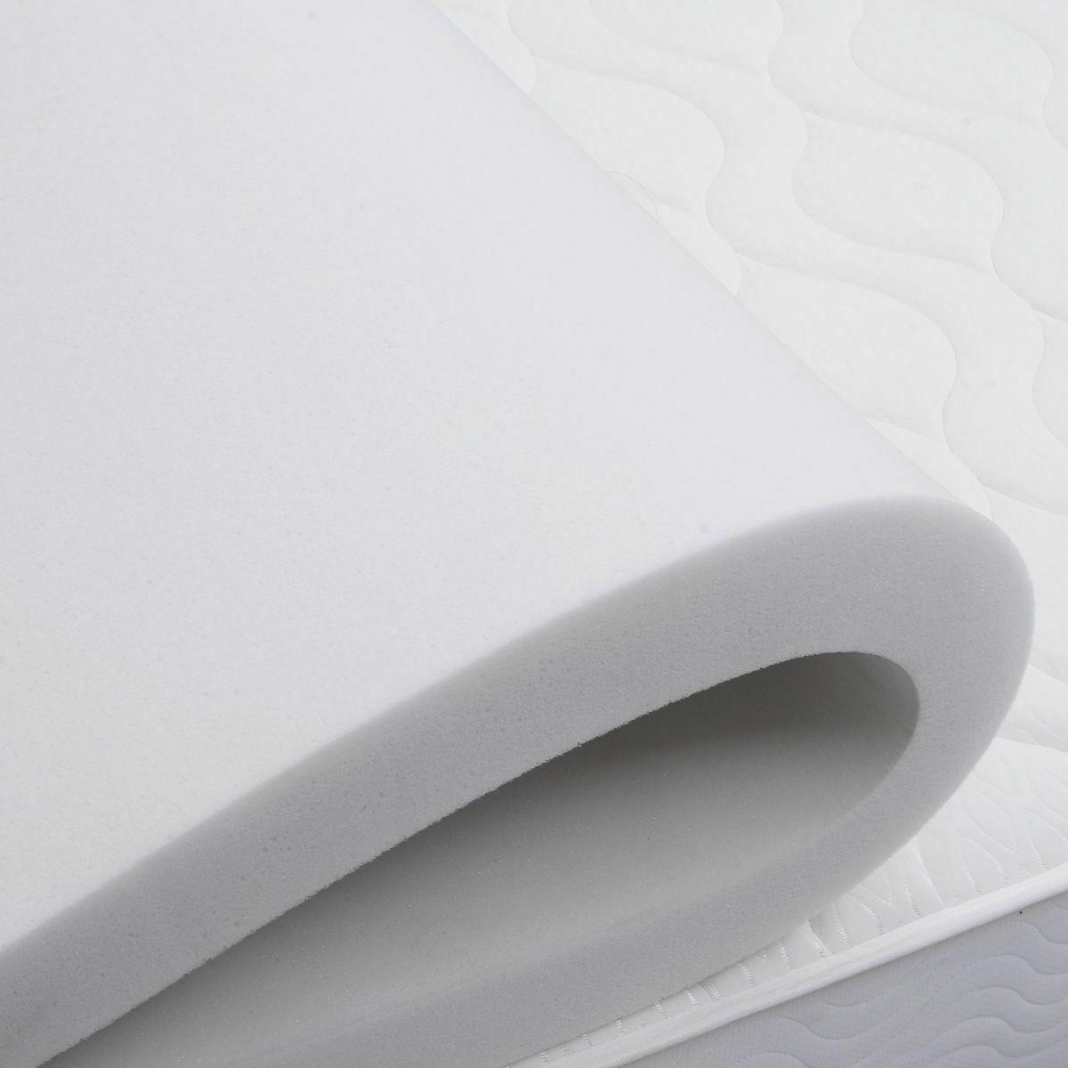 "3"" SIZE , BED TOPPER FOAM MATTRESS"