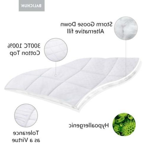 Balichun Fitted Quilted Pad -...