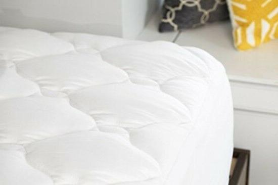 ExceptionalSheets Pillowtop Mattress Pad with - Extra Plush Topper