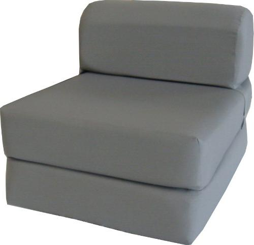 Swell Gray Sleeper Chair Folding Foam Bed Sized 6 Bralicious Painted Fabric Chair Ideas Braliciousco