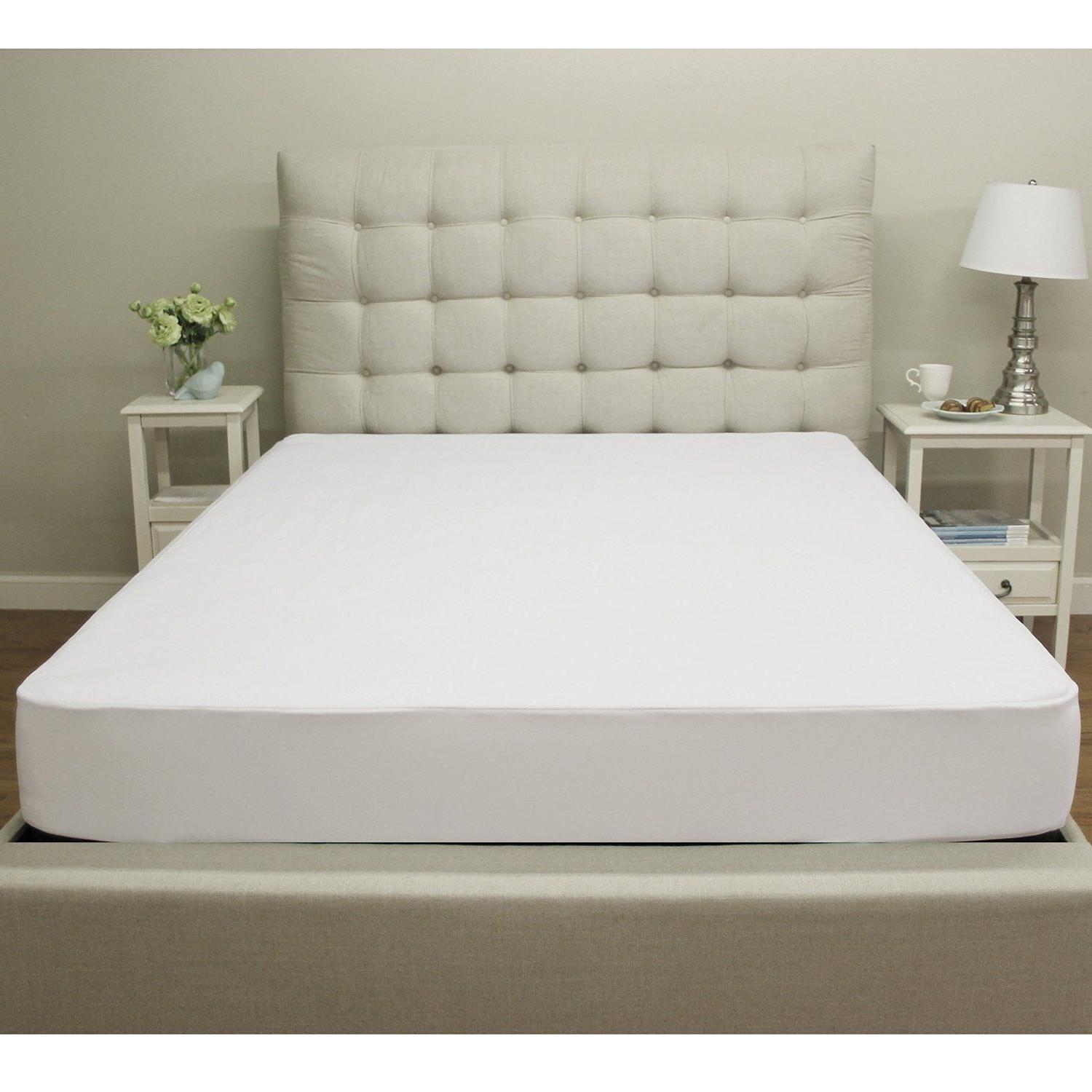 King Size Pad Cover Hypoallergenic Soft
