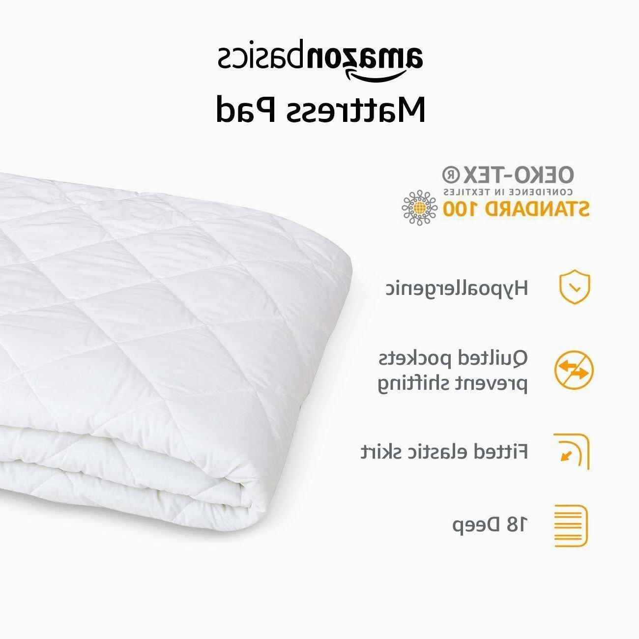 AmazonBasics Quilted NEW