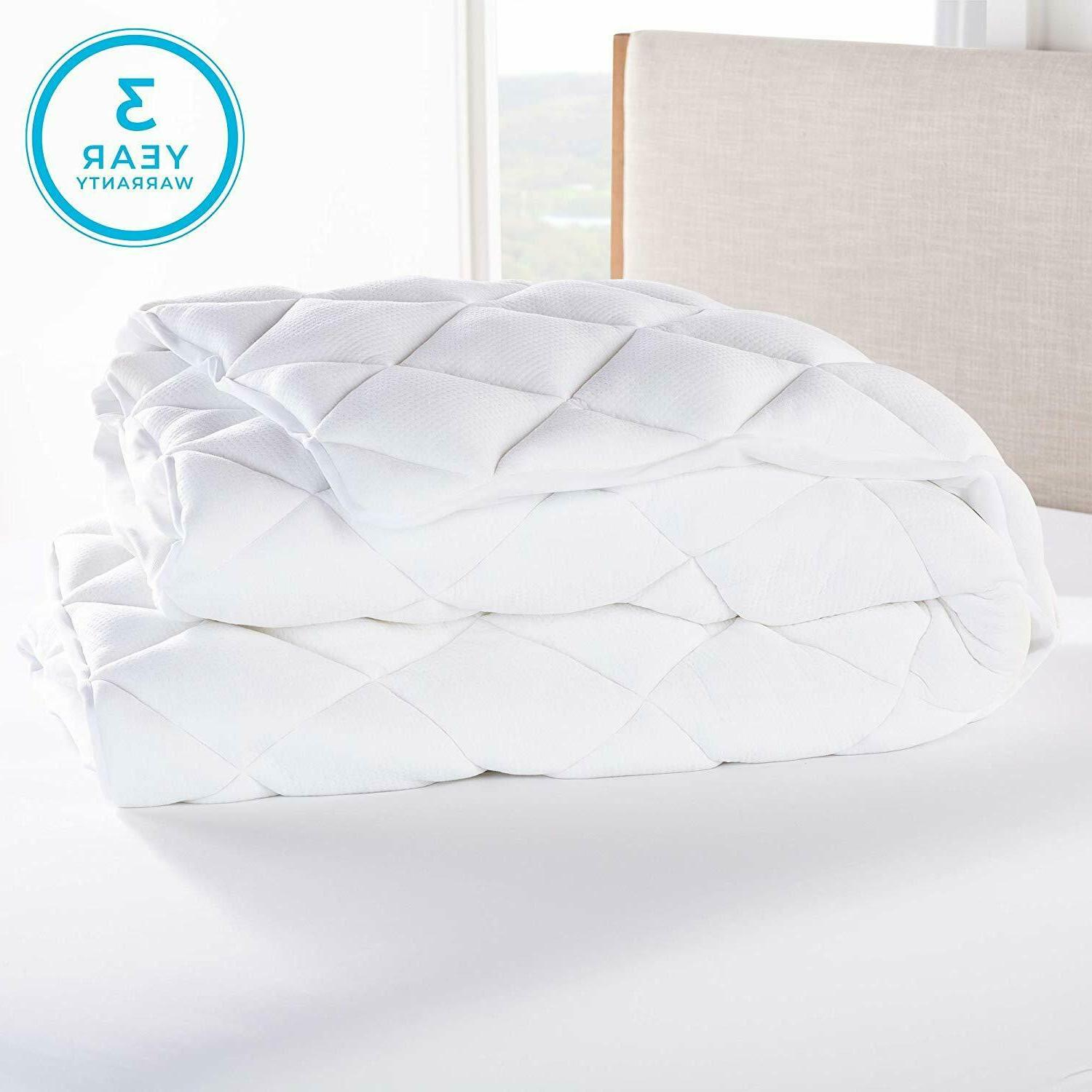 Bamboo Plush Pillow Fitted Deep