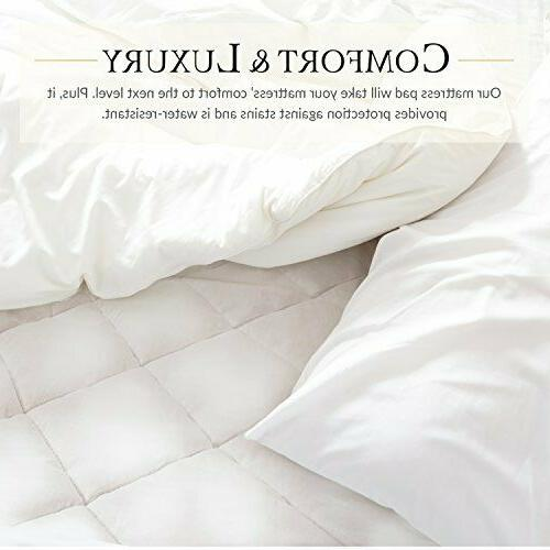 Beckham Hotel Collection Mattress Hypoallergnic, and W