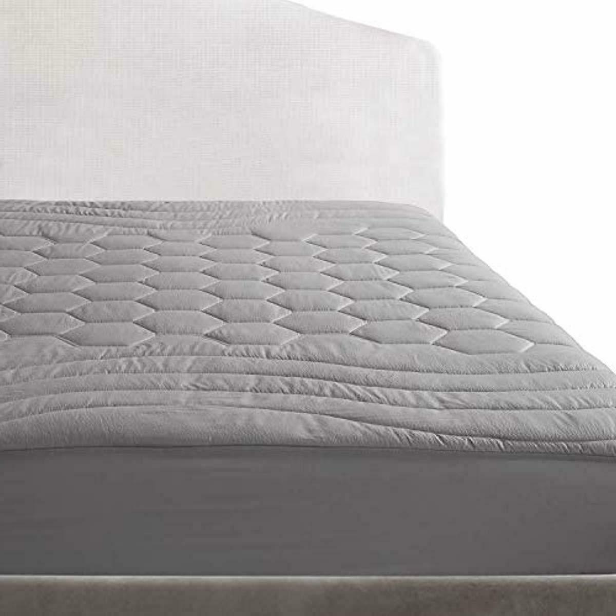 Bedsure Quilted Mattress Pad Twin XL/Twin Extra Long Size Gr