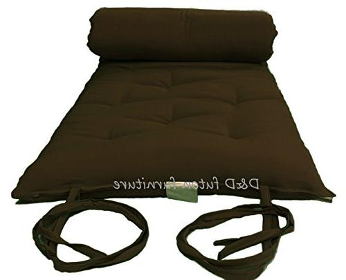 """Rolling Floor Cushion Mats, Meditaion 60"""" Wide X Long"""