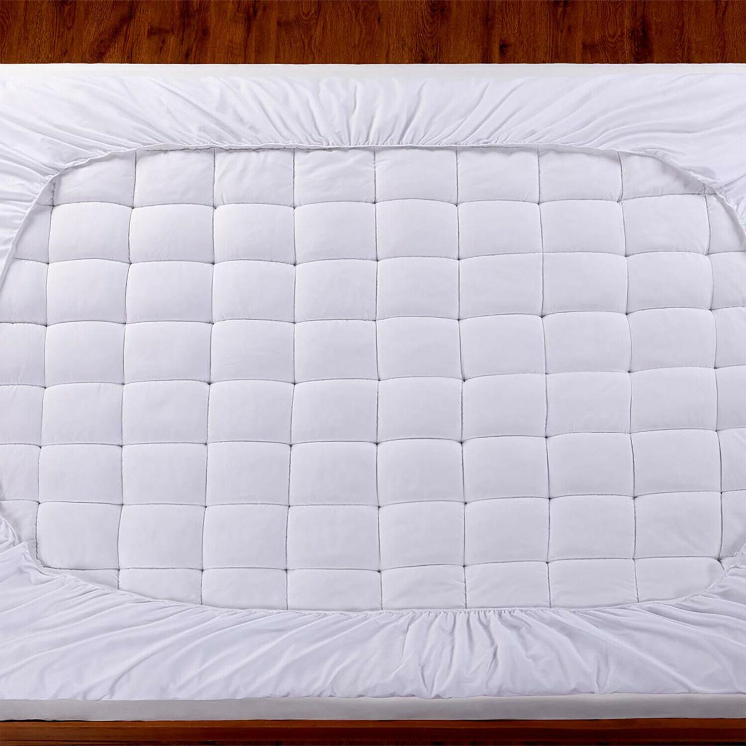 Cooling Down Topper Breathable Bed