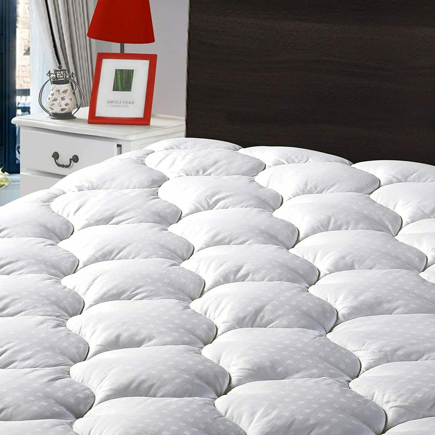 cooling mattress pad cover snow down alternative