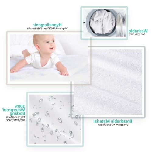 Cotton Protector Cover Pad
