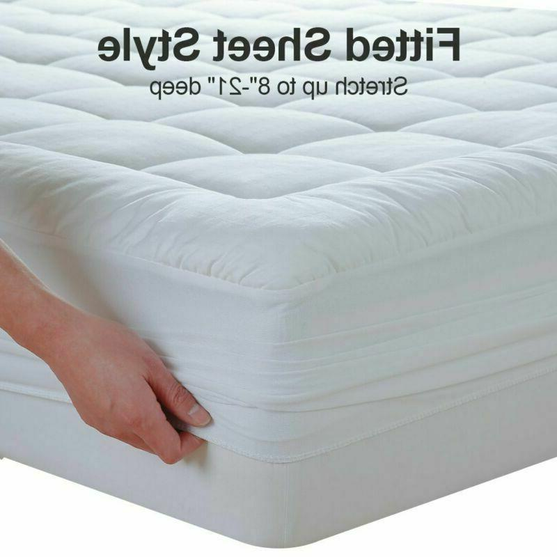 Easeland Pad -Pillow Top Cover