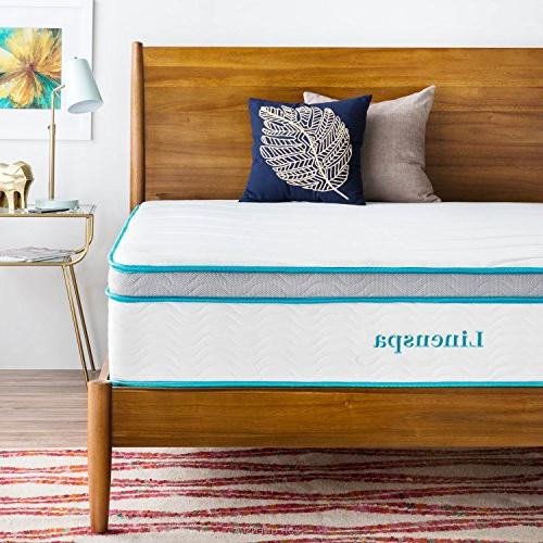 gel memory foam hybrid mattress