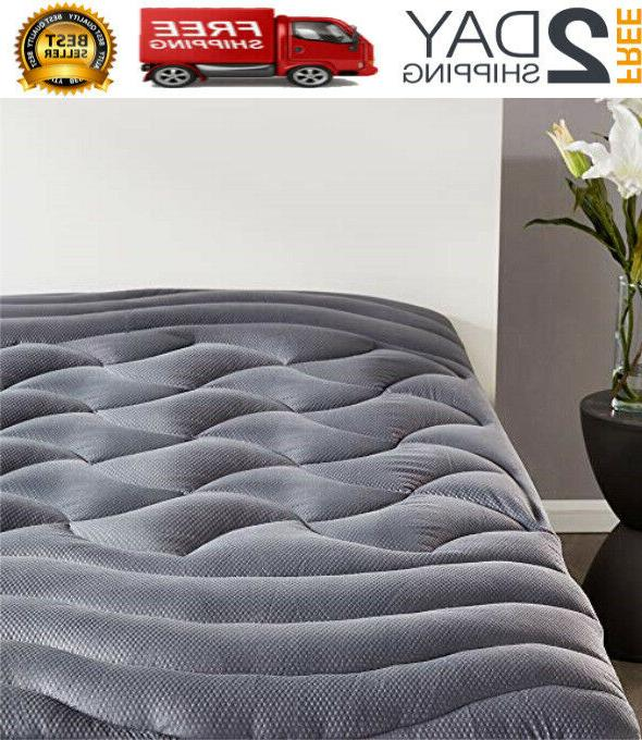 Twin Pad Cover Pillow Top Cooling
