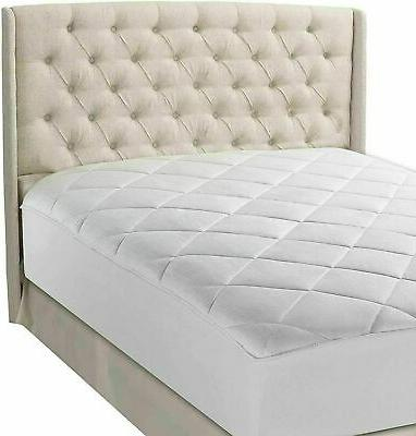 luxurious mattress pad topper fitted down alternative