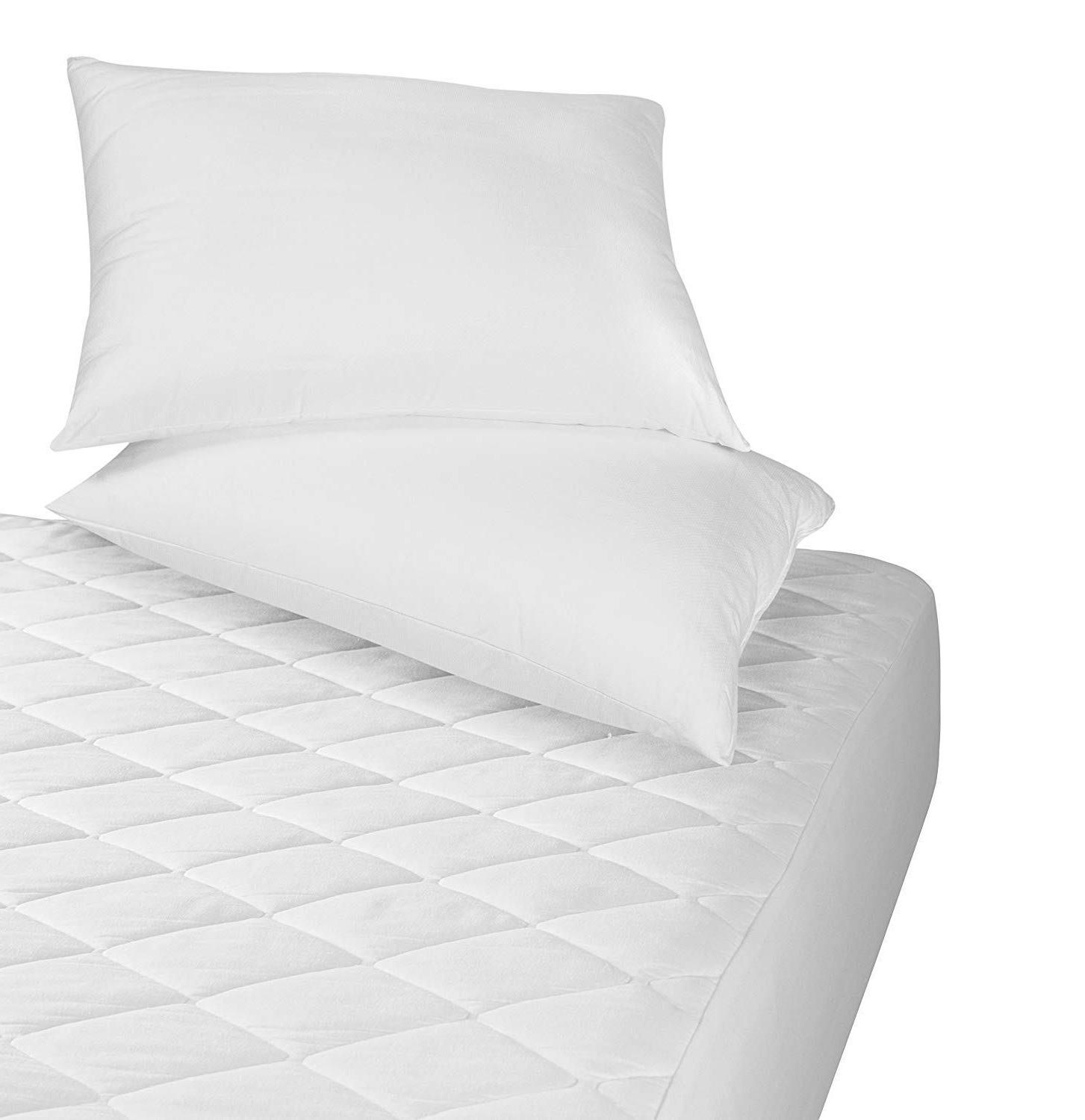 Mattress Cover Pad Lux Collection