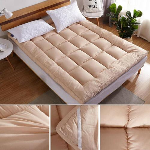 Mattress Pad Quilted Queen Full Size