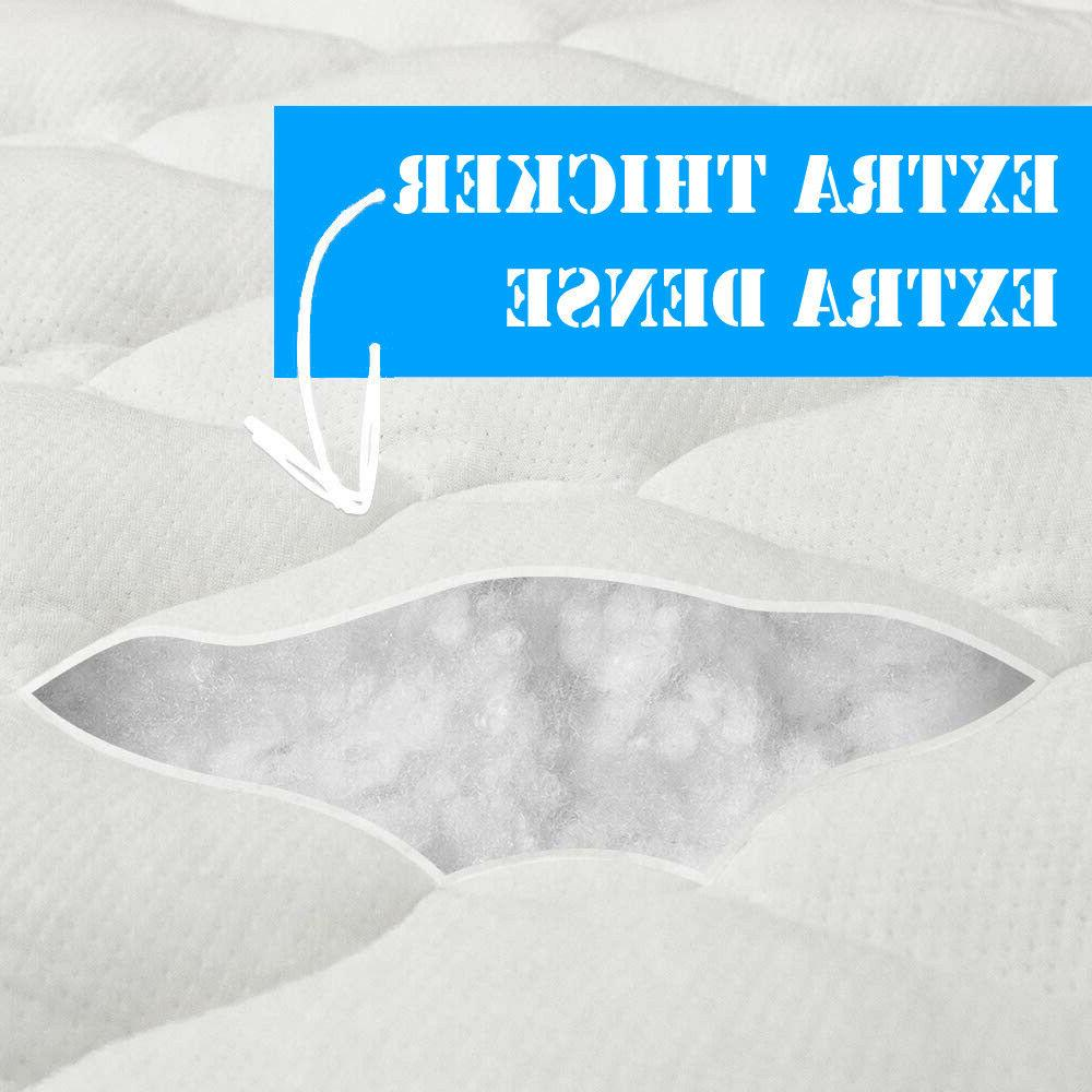 Mattress Protector Cooling Hypoallergenic Topper
