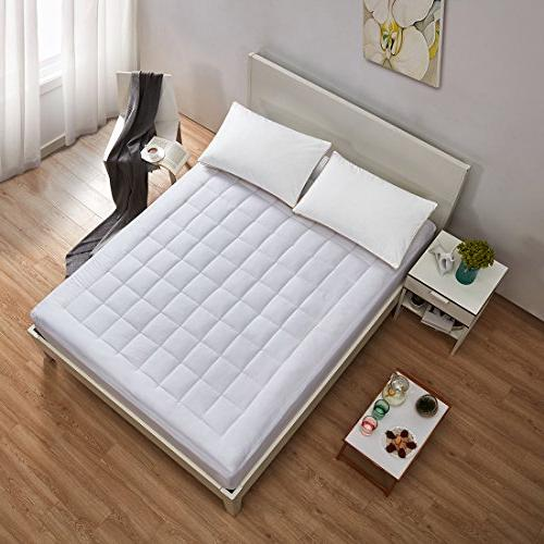 Mattress with Deep Fits to Cooling Bed