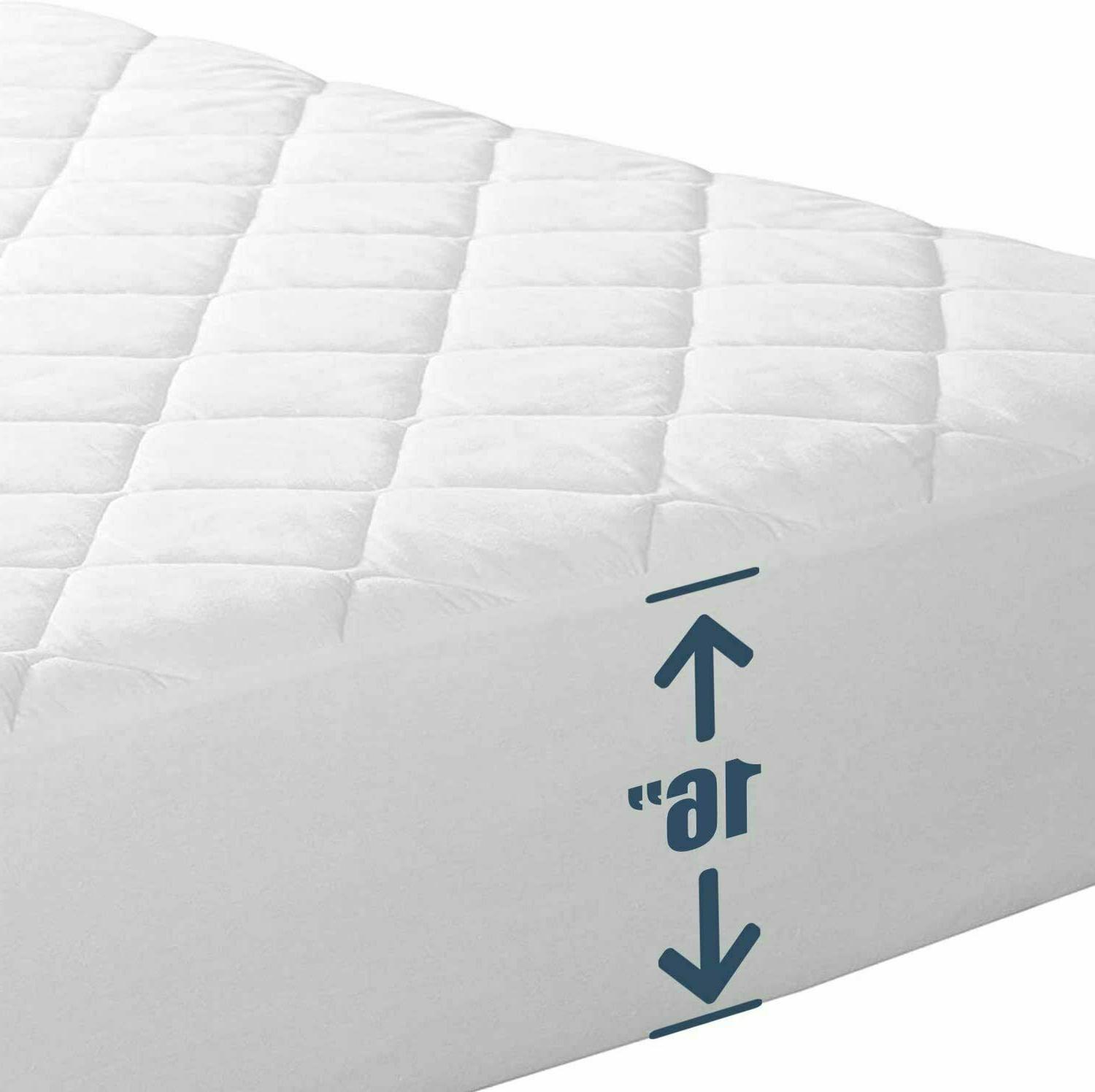 Mattress Cooling Breathable Mattress Protector