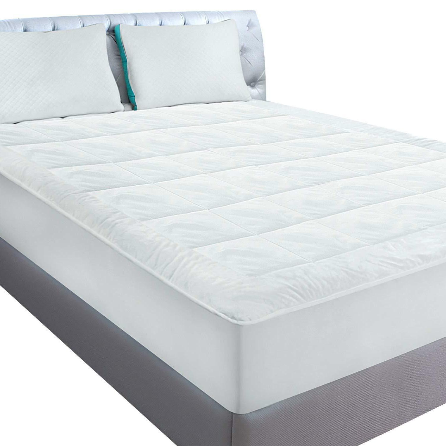 Fleece Pad Quilted Fitted up Deep