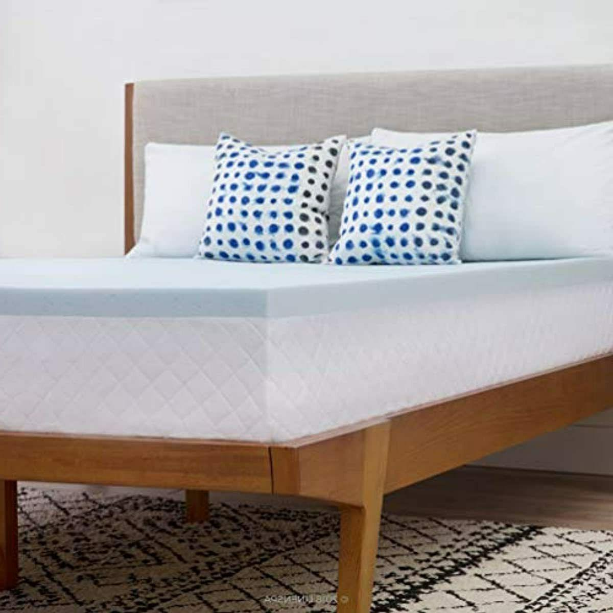 Mattress Memory Bed Cover Inch New