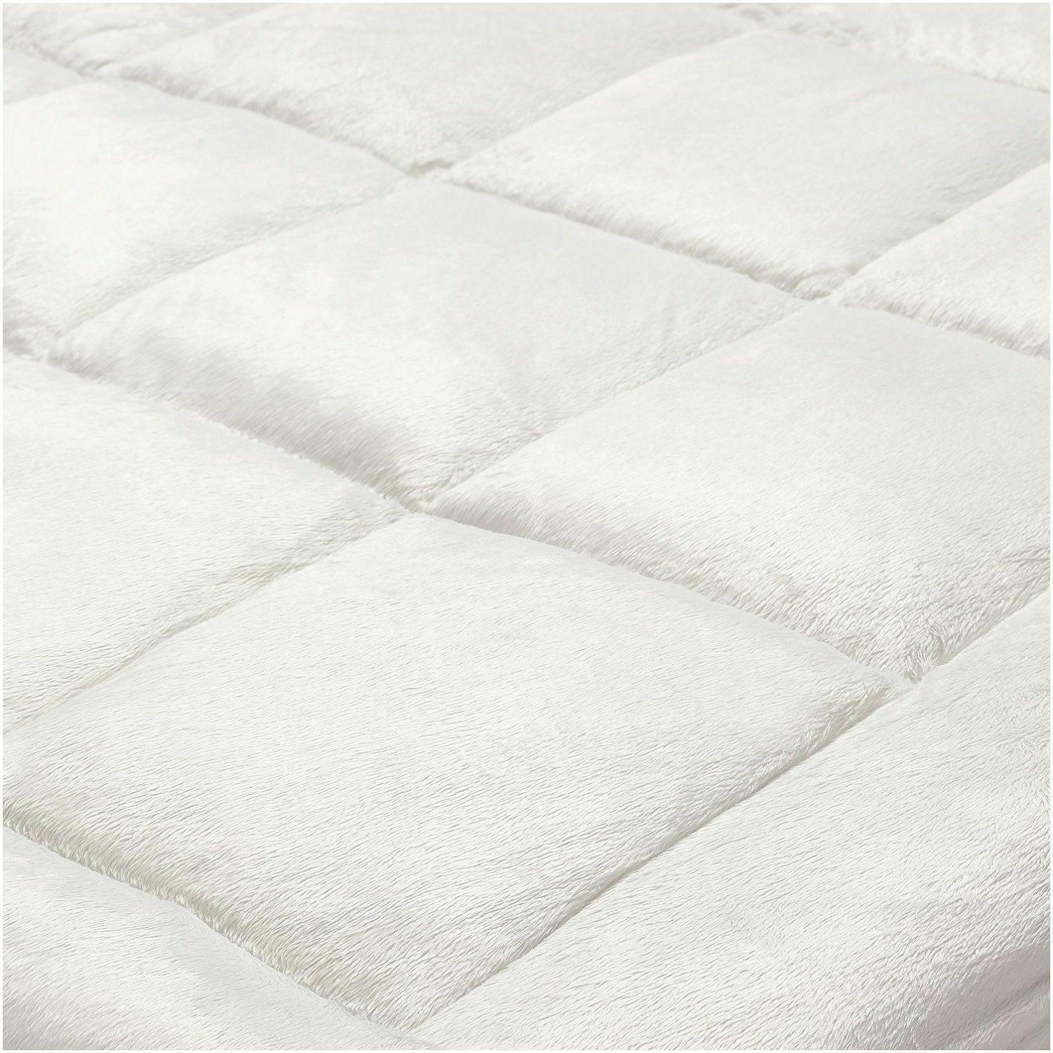 Mellanni Pad, Soft Fitted Quilt