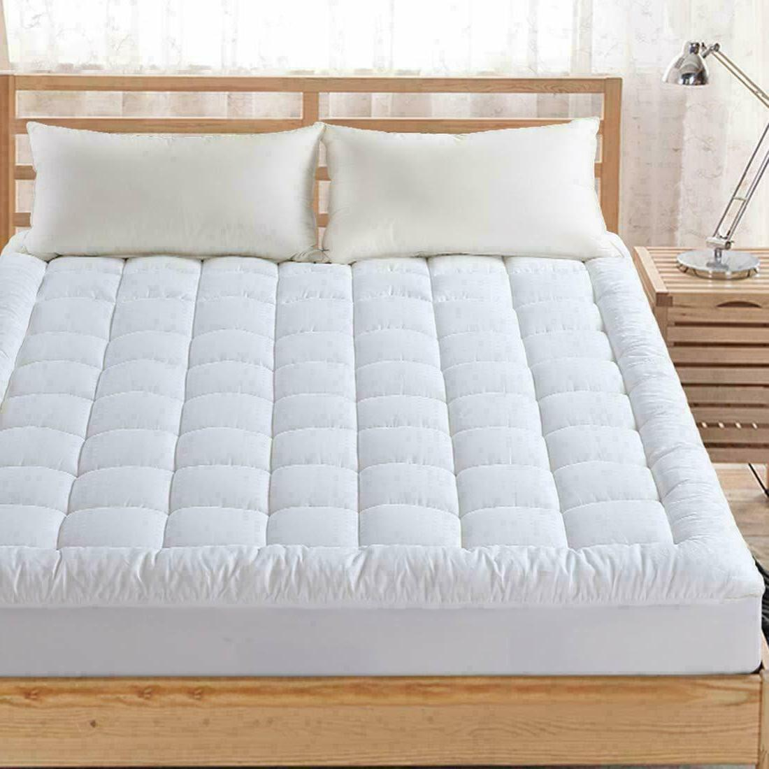 Pillow King Bed Topper