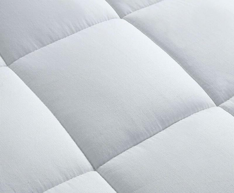 Oaskys Queen Pad Cover Mattress Cotton Top Wi
