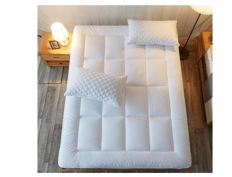 Queen Size Cover Memory Top Thick Bed